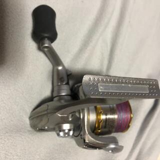 シマノ バイオマスター 2000S SD11D peライン 0.3号(リール)
