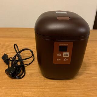 KOIZUMI - KOIZUMI ライスクッカーmini 炊飯器1.5合
