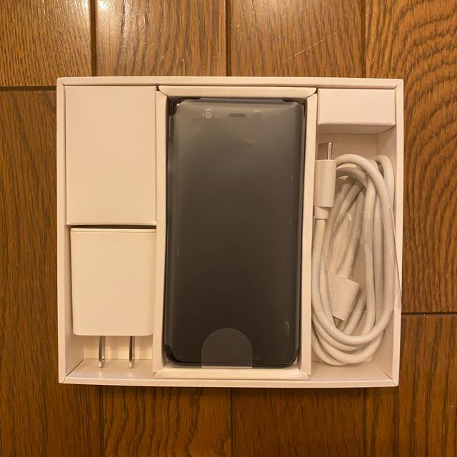 Rakuten(ラクテン)の楽天ミニ C330 ブラック スマホ/家電/カメラのスマートフォン/携帯電話(スマートフォン本体)の商品写真