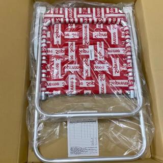 シュプリーム(Supreme)のSupreme シュプリーム 20SS lawn chair チェアー box(折り畳みイス)