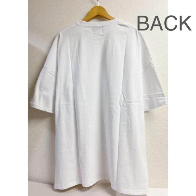 SPINNS(スピンズ)の新品 スピンズ ビッグシルエット Tシャツ ビッグT メンズ レディース メンズのトップス(Tシャツ/カットソー(半袖/袖なし))の商品写真