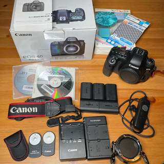 Canon - Canon EOS 6D Mark2 ボディ+α