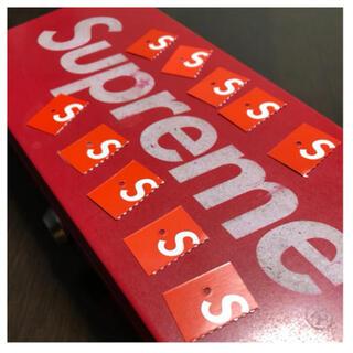 シュプリーム(Supreme)のシュプリーム タグ 10枚セット (キーホルダー)