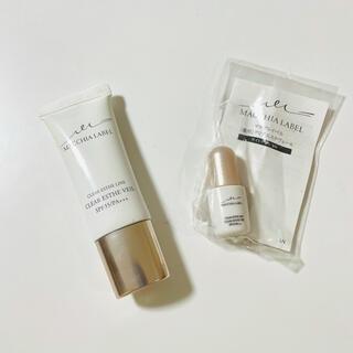 マキアレイベル(Macchia Label)の【新品】マキアレイベル 美容液ファンデーション(ファンデーション)