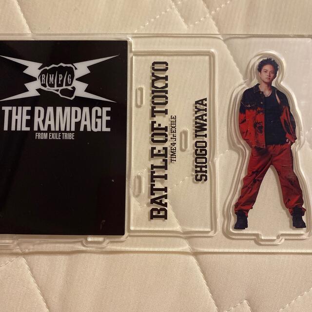 THE RAMPAGE(ザランページ)の岩谷翔吾 アクリルスタンド エンタメ/ホビーのタレントグッズ(ミュージシャン)の商品写真
