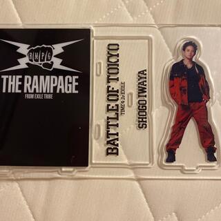 THE RAMPAGE - 岩谷翔吾 アクリルスタンド