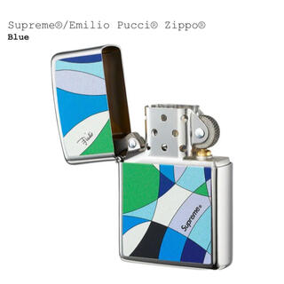 シュプリーム(Supreme)のSupreme Emilio pucci Zippo ジッポライター(タバコグッズ)