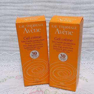 アベンヌ(Avene)の871/ アベンヌ サンブロックジェルクリーム 2個セット(日焼け止め/サンオイル)