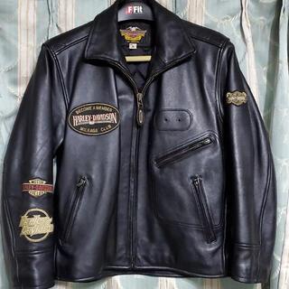 ハーレーダビッドソン(Harley Davidson)のハーレーダビッドソンレザージャケット(ライダースジャケット)