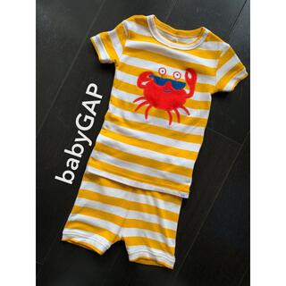 ベビーギャップ(babyGAP)のベビーギャップ 95cm 半袖パジャマ(パジャマ)