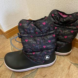 クロックス(crocs)のクロックス♡キティブーツ(レインブーツ/長靴)