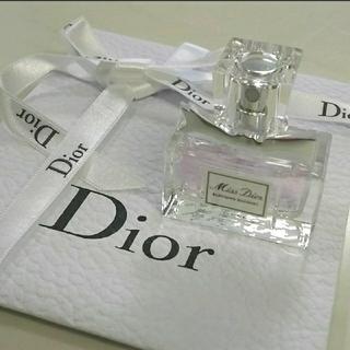 Dior - ミスディオール ブルーミングブーケ オードゥトワレ  香水 7.5ml スプレー