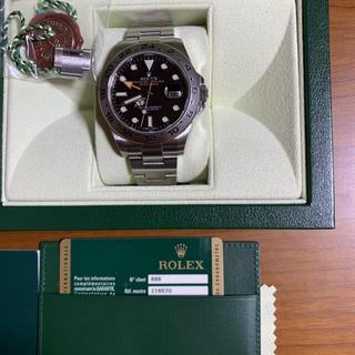 ROLEX - ロレックスエクスプローラー2  216570