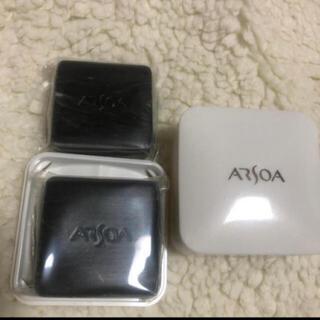 ARSOA - 【アルソア】クイーンシルバー20g❌2個(ケース付き)