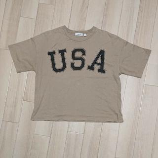 ニコアンド(niko and...)のUSED/ニコ niko USAプリントTシャツ ③(Tシャツ(半袖/袖なし))