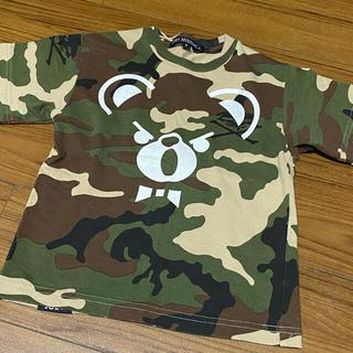 ジョーイヒステリック(JOEY HYSTERIC)のjoeyベアTシャツ♡Sサイズ(Tシャツ/カットソー)