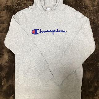 Champion - 美品Champion チャンピオン スウェット パーカー L ロゴ 送料無料