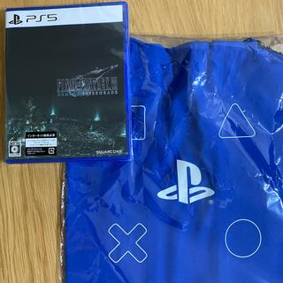 プレイステーション(PlayStation)のPS5 FF7 ソフト(家庭用ゲームソフト)