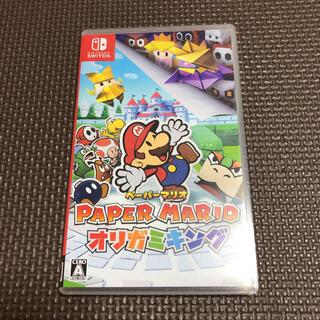 Nintendo Switch - ペーパーマリオ★オリガミキング★ニンテンドースイッチ