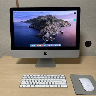 マック(Mac (Apple))のApple iMac 2017 Retina 4K 21.5inch(デスクトップ型PC)