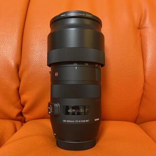 SIGMA - シグマ 100-400mm F5-6.3 キャノン