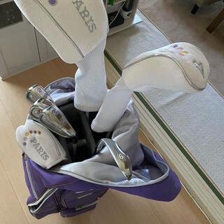 パリスゴルフ(Paris Golf)の専用Parisゴルフクラブセット(クラブ)