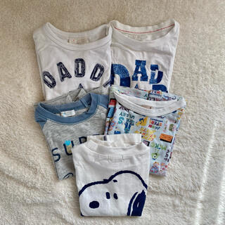 daddy oh daddy - キッズ Tシャツ 5点セット 90〜100