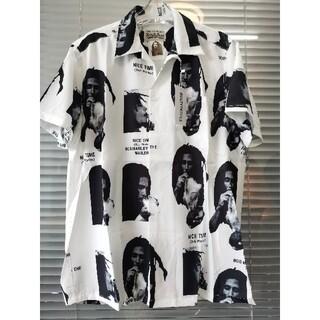 WACKO MARIA - 夏大人気WACKO MARIA X BASQUIAT シャツ 半袖 メンズ