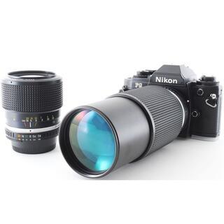 ニコン(Nikon)の#2697 美品♪ 完全動作品♪ フイルム初心者さんも安心!! Nikon FG(フィルムカメラ)