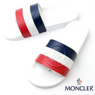 モンクレール(MONCLER)の新品 100%本物 正規品2021SS MONCLER BASILE(サンダル)