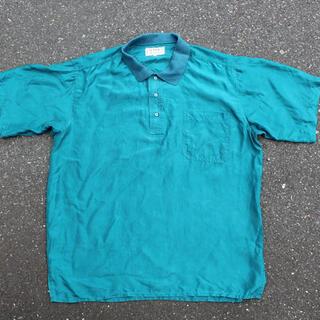 ビューティアンドユースユナイテッドアローズ(BEAUTY&YOUTH UNITED ARROWS)の90s ポロシャツ シルク シルクシャツ auralee comoli(ポロシャツ)
