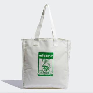 adidas - トートバッグ カーミット ショッパーバッグ adidas アディダス バック
