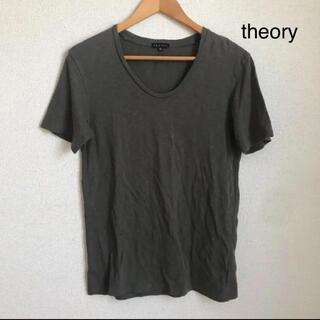 セオリー(theory)のセオリー 半袖 Tシャツ(Tシャツ/カットソー(半袖/袖なし))