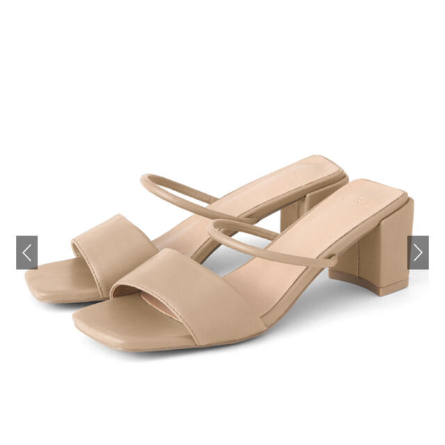 GRL(グレイル)のGRL サンダル 新品 プロフ必読 レディースの靴/シューズ(サンダル)の商品写真