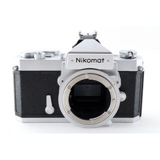 ニコン(Nikon)の美品♪☆完全動作品‼モルト張り替え済み‼☆ Nikon Nikomat FT-2(フィルムカメラ)