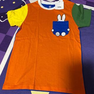 Design Tshirts Store graniph - グラニフ ミッフィーTシャツ140