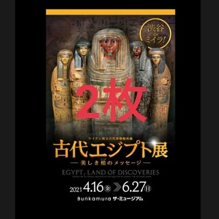 Bunkamura  ザ・ミュージアム &五島美術館 株主優待共通ご招待券 2枚(美術館/博物館)