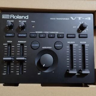 ローランド(Roland)のROLAND ボイスチェンジャー VT-4(エフェクター)