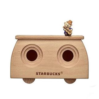 Starbucks Coffee - 韓国スタバ★海外スタバ★サマーシーズン2★限定★サマーウッドスピーカー