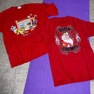 Disney - USA ビンテージ Tシャツ ディズニー