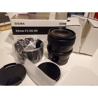 SIGMA - SIGMA 65mm f2 dg dn【ライカSLマウント】