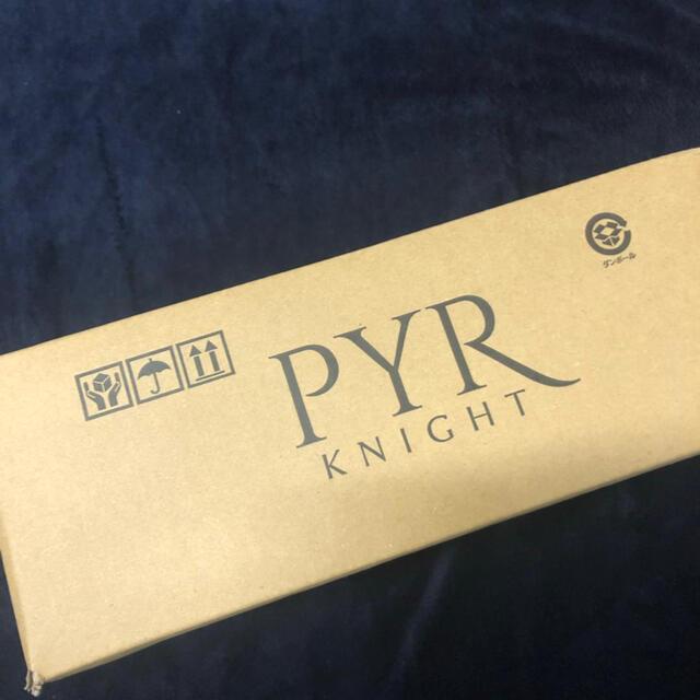 PYR KNIGHT パイラナイト マルチビューティーゲル付き スマホ/家電/カメラの美容/健康(フェイスケア/美顔器)の商品写真