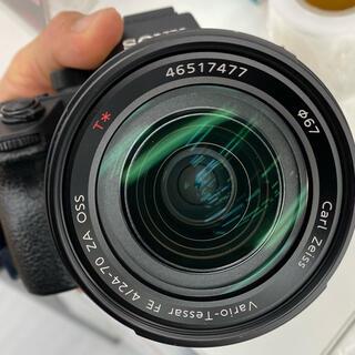 SONY - Sony EマウントFE 24-70mm F4 OSS