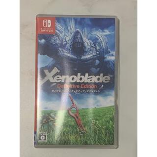 Nintendo Switch - ゼノブレイド ディフィニティブ・エディション Switch