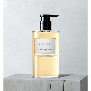 ディオール(Dior)の【新品未使用】Dior 一部店舗限定 新作香水 エデンロック リキッドソープ(ボディソープ/石鹸)