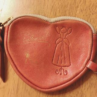Disney - シンデレラ ハート型コインケース