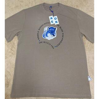 メゾンキツネ(MAISON KITSUNE')のメゾンキツネ  アダーエラーコラボtee新品(Tシャツ/カットソー(半袖/袖なし))