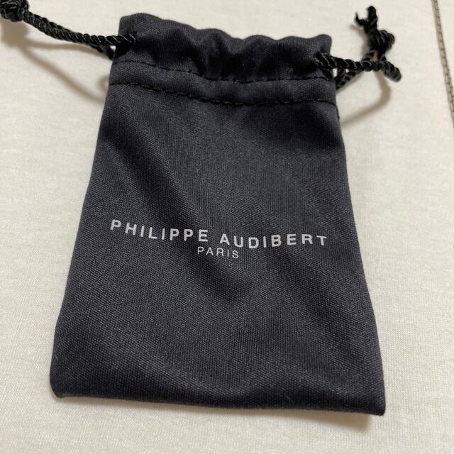 BEAUTY&YOUTH UNITED ARROWS(ビューティアンドユースユナイテッドアローズ)のPHILIPPE AUDIBERT フィリップオーディベール チェーンネックレス レディースのアクセサリー(ネックレス)の商品写真