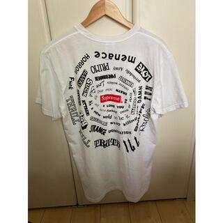 シュプリーム(Supreme)のSupreme Spiral Tee シュプリーム Tシャツ 21SS(Tシャツ/カットソー(半袖/袖なし))