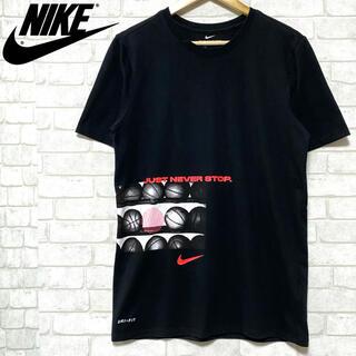 ナイキ(NIKE)のNIKE ナイキ DRI-FIT 速乾 バスケットボール WORK Tシャツ(Tシャツ/カットソー(半袖/袖なし))